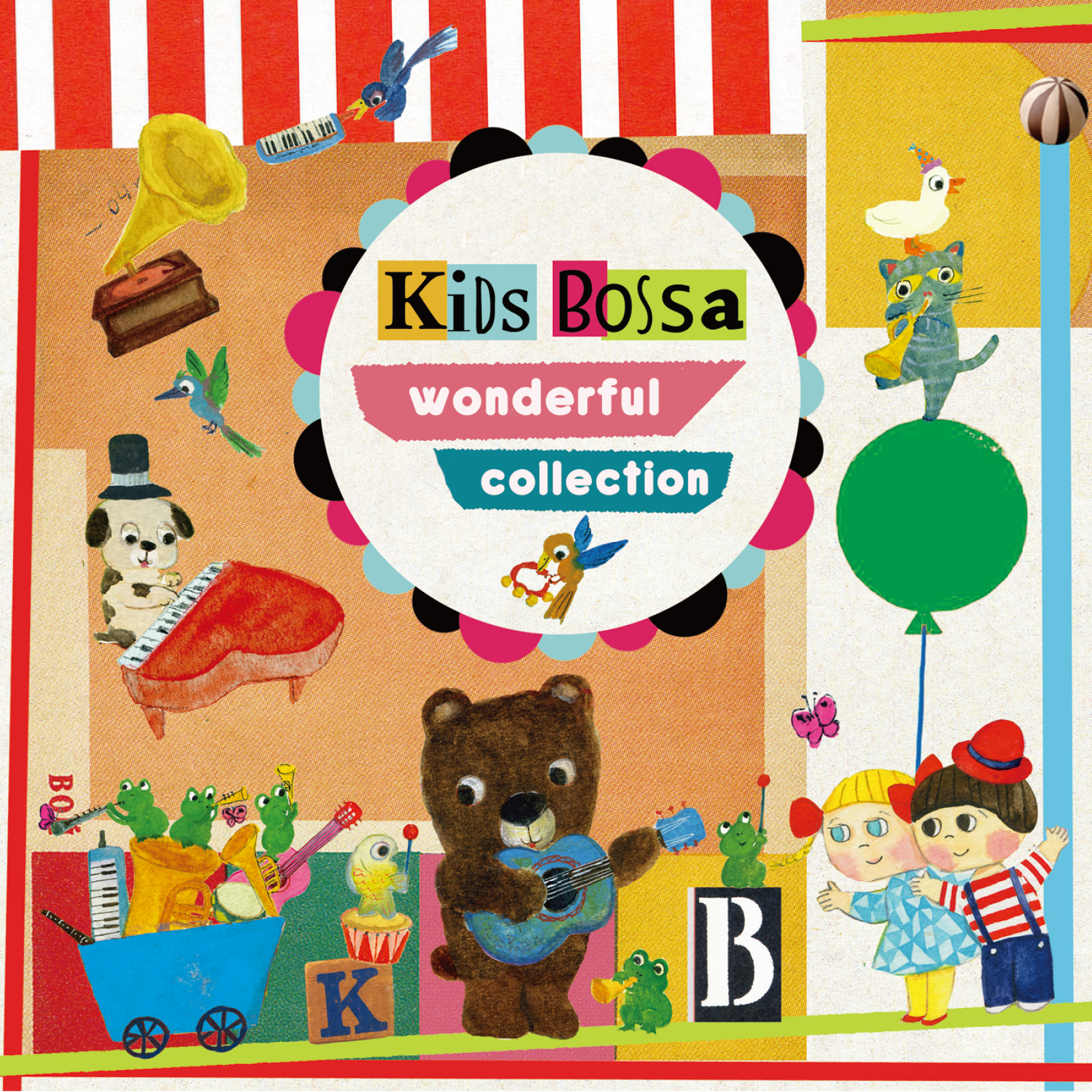 KIDS BOSSA Wonderful Colection