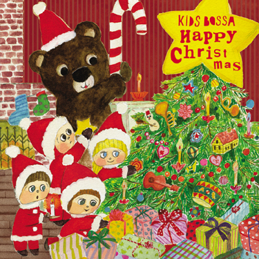 KIDS BOSSA Happy Christmas - ハッピークリスマス